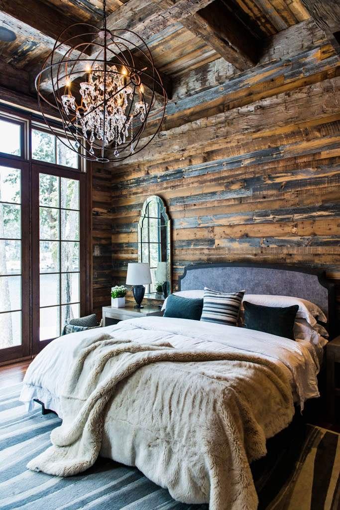 Rustic-cabin-bedroom-by-Timothy-Johnson-Design