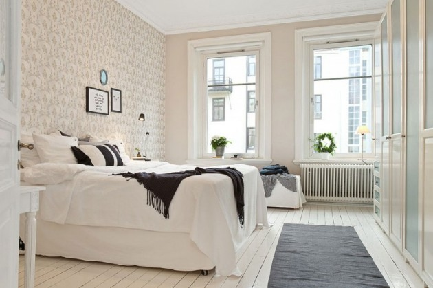 Scandinavian Bedroom Designs