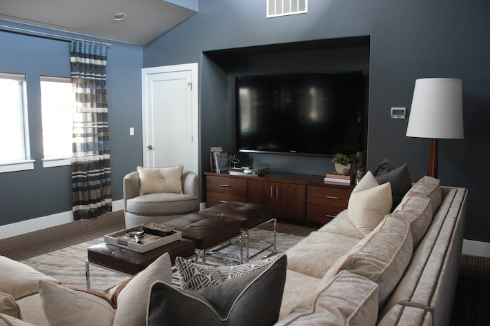 6 Stylish Dark Living Room Design Ideas Decorextra