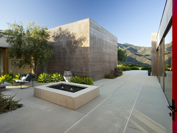 Toro Canyon House by Los Angeles studio Bestor Architecture (8)