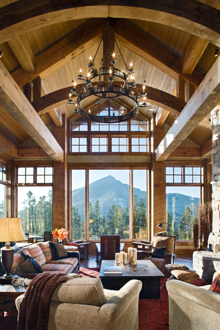 10+ Dream Living Rooms With an Amazing View - Decorextra