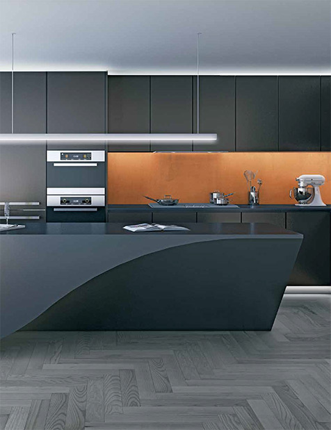 50 custom luxury kitchen designs wait till you see the for Kitchen ideas vancouver