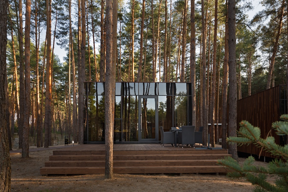 Beautiful Guest Houses by YOD design-lab