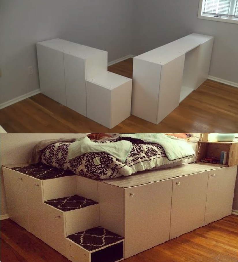 Top 10 Diy Platform Beds Place Your Bed On A Raised Platform