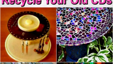 TOP 10+ Amazing Things To Recycle Your Old CDs