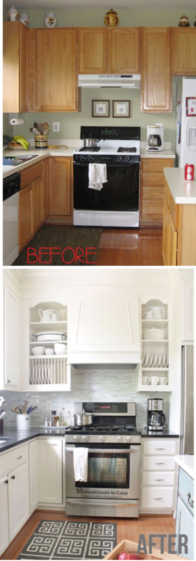 10 easy diy ideas to upgrade your kitchen now decorextra - Affordable diy home makeovers that you should consider ...