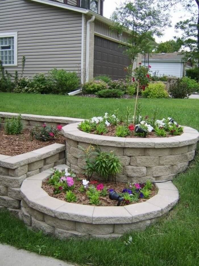 30 amazing diy front yard landscaping ideas and garden for Amazing front yard landscaping